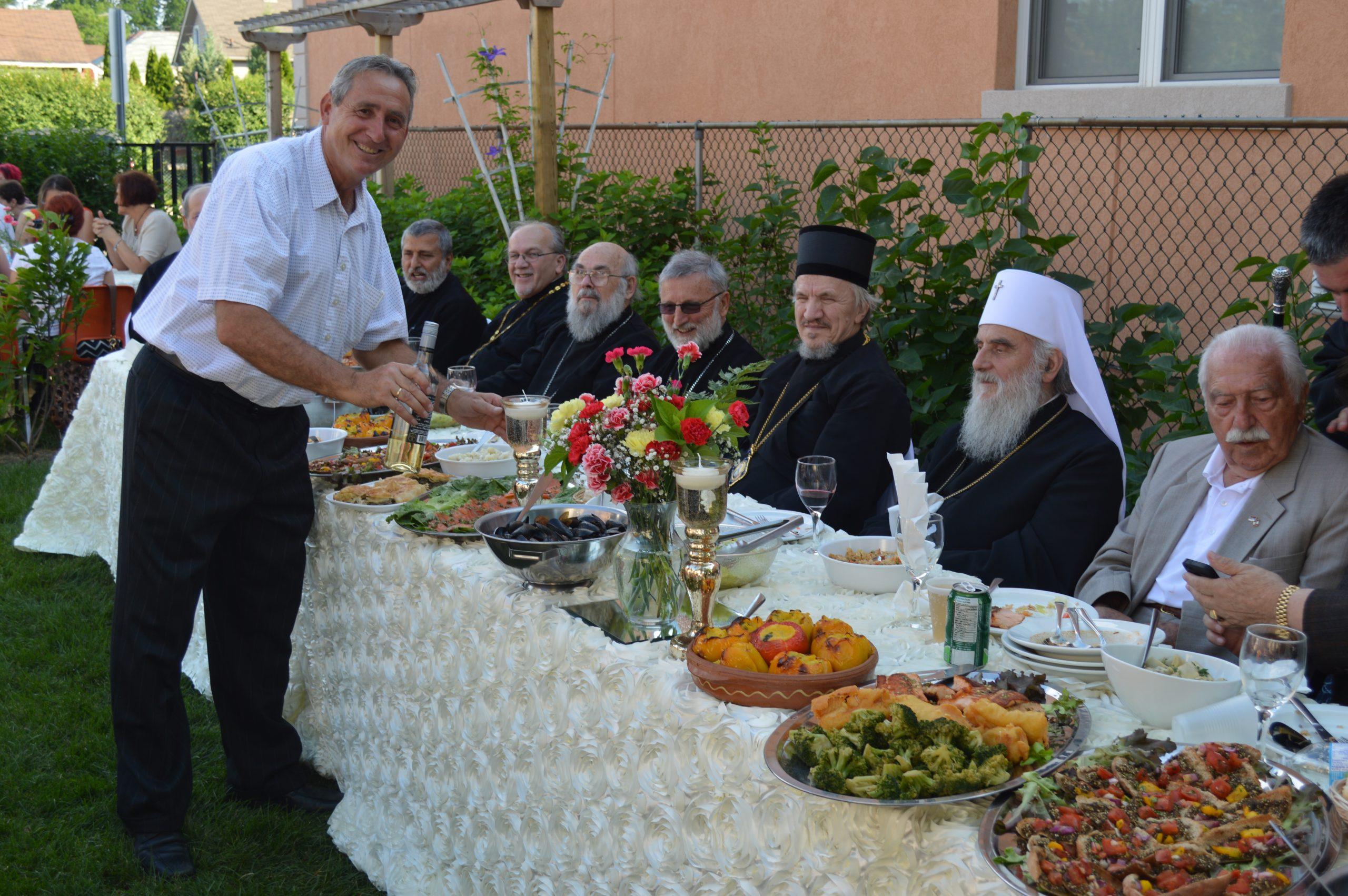 Мали помен за покој душе нашег патријарха / Memorial service for the repose of our Patriarch Irinej